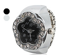 Women's Star Style Alloy Analog Quartz Ring Watch (Assorted Colors)