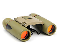 30x60 High-Performance SAKURA Binoculars with Rubber Cover (Green)