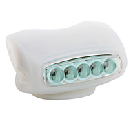 Bike Light , Front Bike Light / Safety Lights - 3 Mode Lumens AAA Battery Cycling/Bike White Bike Others