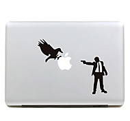 "spararti apple mac decal sticker copertura della pelle per 11 ""13"" 15 ""MacBook Air pro"