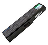 5200mAh Battery for TOSHIBA Satellite Pro 3000 C650D C660 C660D L510 L600 L630 L650 L670 M300 PS300C T110 T130 U500