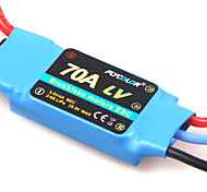 Flycolor 70A 6S ESC for Airplane with Brushless Motor (Random Colors)