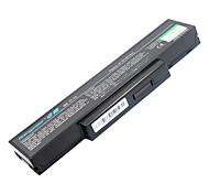 Batería de 4400mAh para ASUS S6F S96 s96j s96jf s96jh s96jp s96js s96f s96fm s96jm Z53 z53jc z53t z9t Z94 z9400