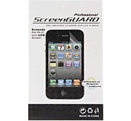 LCD Screen Protector for HTC ONE S (Transparent)