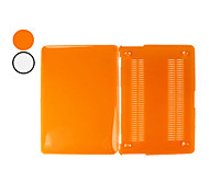 """Case for Macbook Air 13.3"""" Solid Color Plastic Material Protective Crystal Case"""