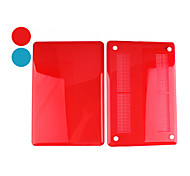 Protective Crystal Case for 15.4-Inch Macbook Pro (Assorted Colors)