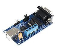PC USB to RS232 RS485 UART TTL Signal Converter