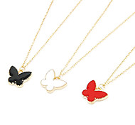 Black / White / Red Pendant Necklaces Daily Jewelry
