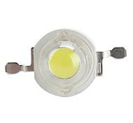 Genesis 6000-6500k 1W 100-110LM 350mAh White LED Light Bulb (3.0-3.4V)