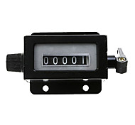 Mechanical 5 Digit Click Counter (Manual Hand Tally)