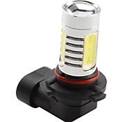 9005 6W 480LM 7000-8000K White Light High-Power LED Bulb for Car Lamps (DC 12V)