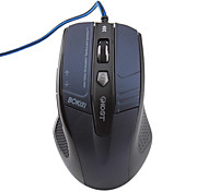 6-Button Design Professional Gaming Optical Mouse (1000/1600/2400/3200dpi)
