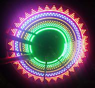 Fahrrad SpokeLit LED Sicherheit Licht für Fahrrad Räder 32 Muster (3xAAA)