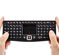 2.4G Wireless QWERTY Keyborad with Mouse Touchpad