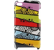 Cartoon Style Hard Case for iPod Touch 4