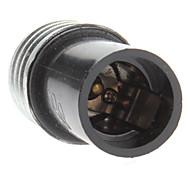 E27 to E14 LED Light Bulb Adapter Socket