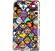 Animals Pattern Hard Case for Samsung Galaxy S Advance I9070