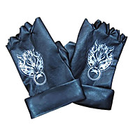 Cloud Wolf's Head Cosplay Gloves