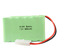 Ni-MH AA Battery (7.2v, 1800 mAh)