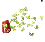50pcs Metal Nail Decorations