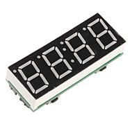 1pcs DS1302 Módulo Relógio em Tempo Real com CR2032 Bateria de Down Time Walk
