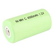 Ni-MH (1,2 V, 4000 mAh)