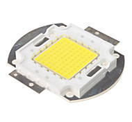 DIY 80W 7000-8000LM 6000-6500K Natural White Light Integrated LED Module (32-34V)