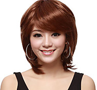 Capless Short Straight Blonde High Quality Synthetic Hair Wig