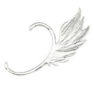 Wings Shaped Alloy Earrings