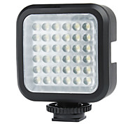 LED Lighting Video VL009 per Olympus Fotocamera e videocamera (4 w)