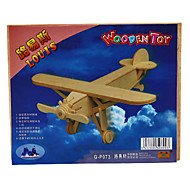 Legno 3D Louis puzzle giocattoli Jet Plane for Kids (G-P073)