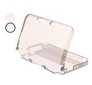 Crystal Case Schutzhülle für Nintendo 3DS XL / LL (verschiedene Farben)