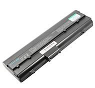 9 Bateria do portátil celular para Dell Inspiron 630M 640M E1405 e Mais (10.8V, 7800mAh)
