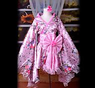 Teto Pink VER. Kimono Cosplay Costume