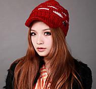 Deniso-1111 Hand-sewn Fashion Knit Winter Hat