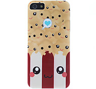 Cartoon Designs Smiling Face Pattern High Quality Hard Case for iPhone 5/5S
