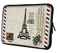 Paris Postkarte Laptop-Hülle für MacBook Air Pro / HP / DELL / Sony / Toshiba / Asus / Acer