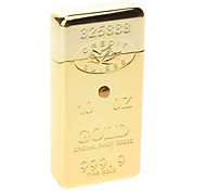 Gold Brick Gas Lighter