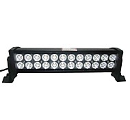 72W 24 LED Light Bar