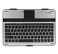 Bluetooth 3.0 QWERTY Keyboard with Stand for Samsung Galaxy Note 10.1 N8000