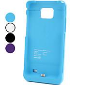 Batería Externa para Samsung S2 I9100 (2200mAh, Varios Colores)