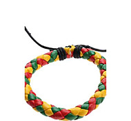 Z&X®  Colorful Weave Cord Bracelet
