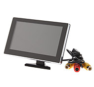 4,3 Zoll Digital TFT LCD Monitor für Auto mit Reverse Camera Support