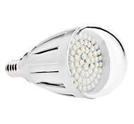 4W E14 Bombillas LED de Globo A50 60 SMD 3528 320 lm Blanco Natural AC 110-130 / AC 100-240 V