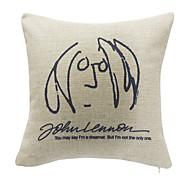 Lennon Cotton Decorative Pillow Cover
