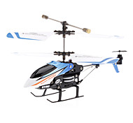 Palm Grootte i-Control Helicopter voor iPhone (Model: i348, Blauw)