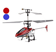 4-Channel Gyro Radio Control Helicopter (Model:346 Blue/Red)