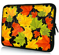 "Maple Leaf Pattern 7 ""/ 10"" / 13 ""Laptop-Hülle für MacBook Air Pro / Ipad Mini / Galaxy Tab2/Sony/Google Nexus 18074"