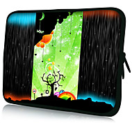 "Midnight Modello 7 ""/ 10"" / 13 ""Custodia Laptop Sleeve per MacBook Air Pro / Sony / Google Nexus / Ipad Mini / Galaxy Tab2 18057"