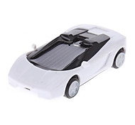 Energía solar Mini Car Racing (Blanco)